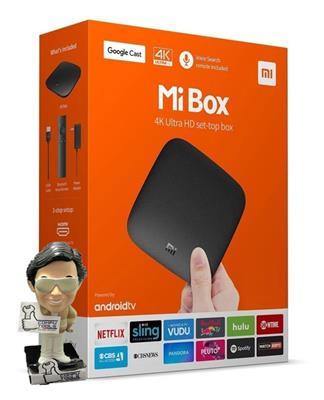 Dispositivo para TV XIAOMI Mi Box S