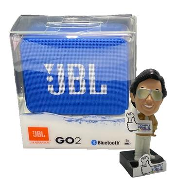 Parlante inalambrico JBL GO 2 bluetooth azul
