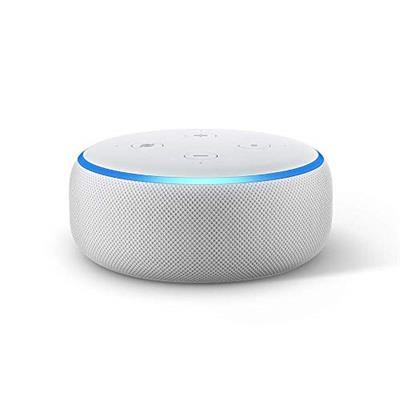 Parlante inalámbrico AMAZON Echo Dot 3era GEN color BLANCO