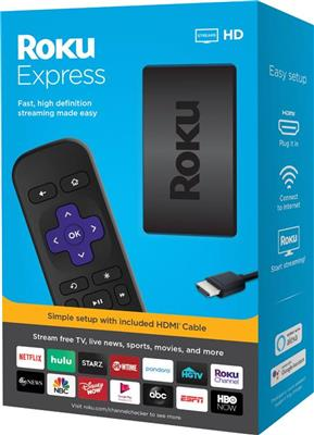 Dispositivo para TV ROKU EXPRESS 3930R