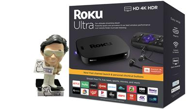 Dispositivo para TV ROKU ULTRA 4670R HD 4K HDR