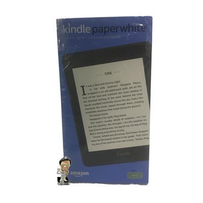 E-reader AMAZON kindle Paperwhite 10ma GEN pantalla 6¨ 8GB C/LUZ color SAGE
