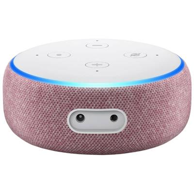 Parlante inalámbrico AMAZON Echo Dot 3era GEN color PLUM