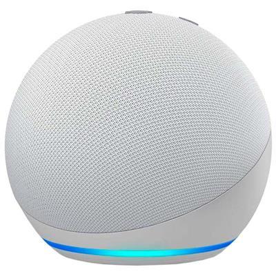 Parlante inalámbrico AMAZON Echo Dot 4ta Generación Bluetooth color Silver